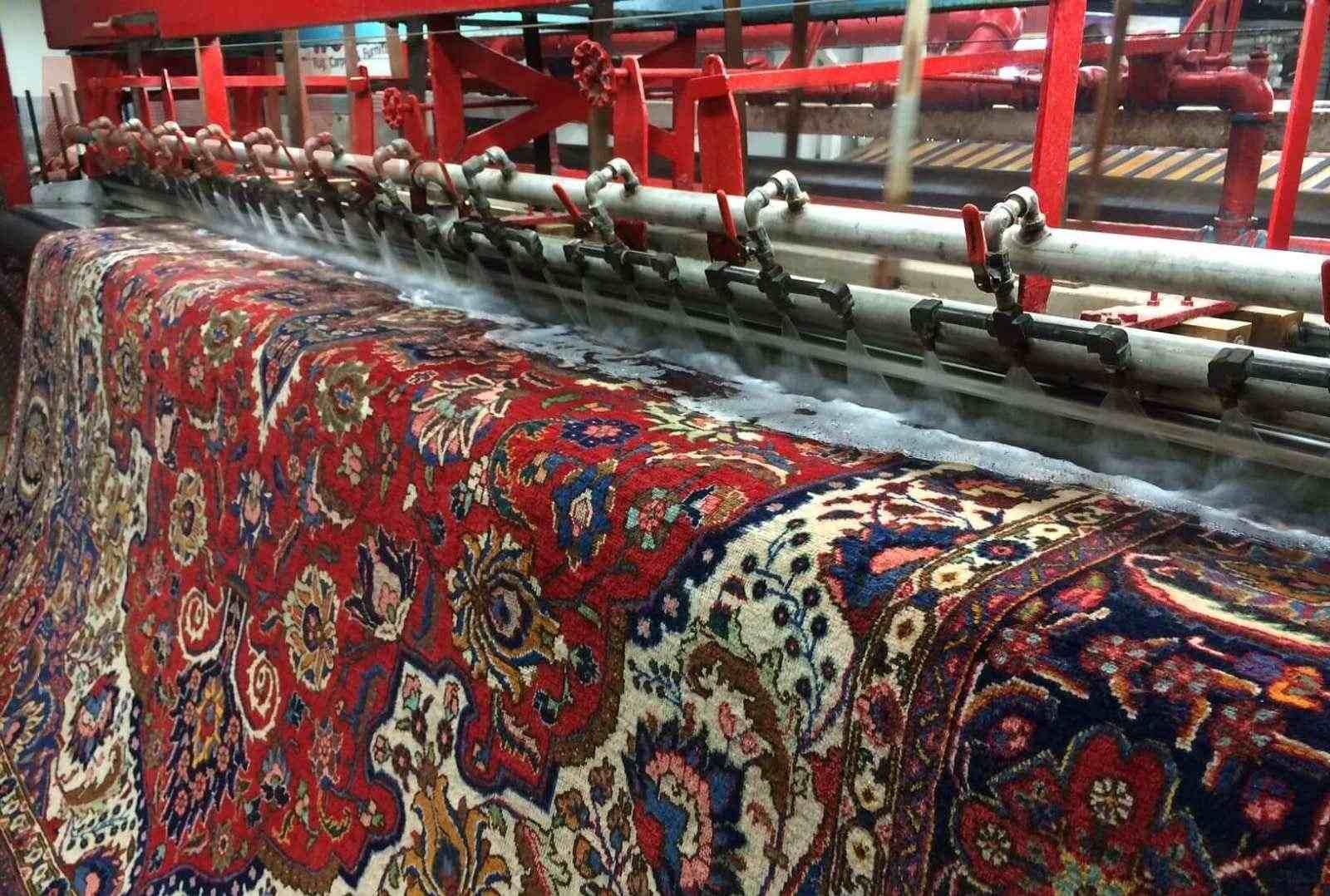 انتخاب قالیشویی خوب