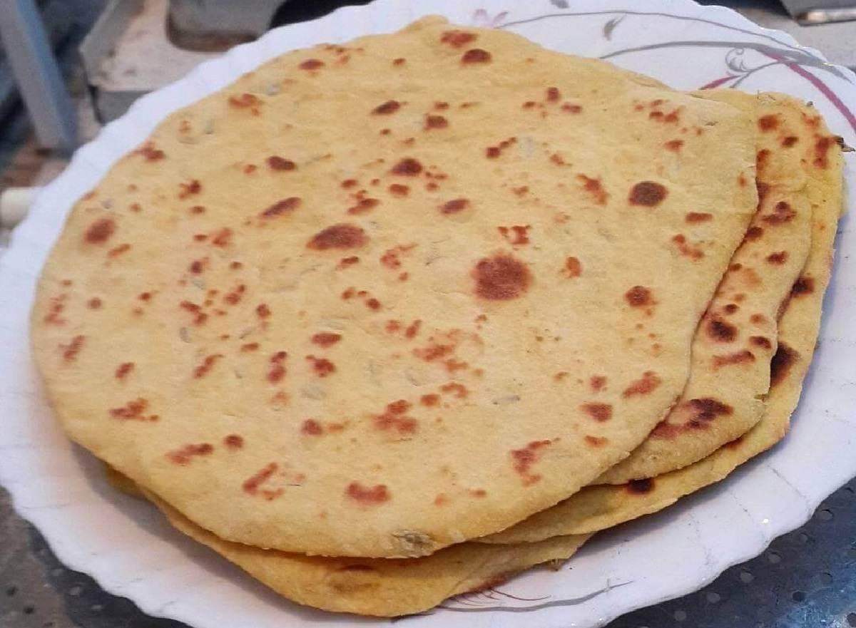 دستور پخت نان های محلی کرمانشاه