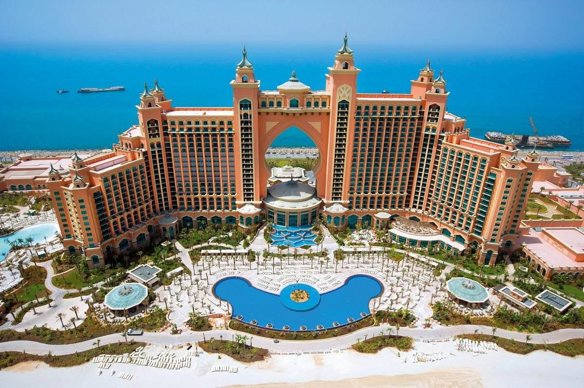 آشنایی با هتل آتلانتیس دبی