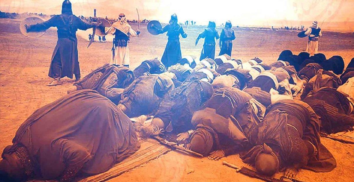 نماز خوف و طریقه خواندن آن