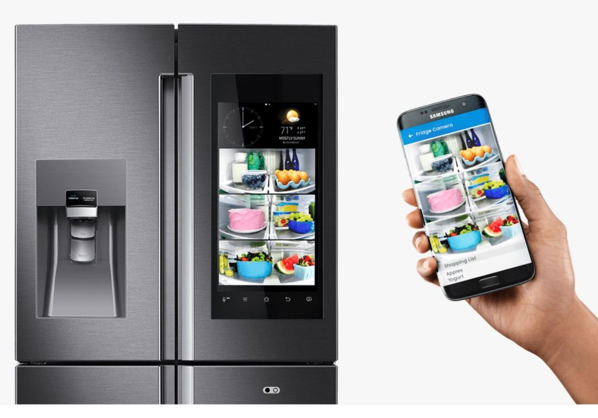 یخچال هوشمند چیست؟