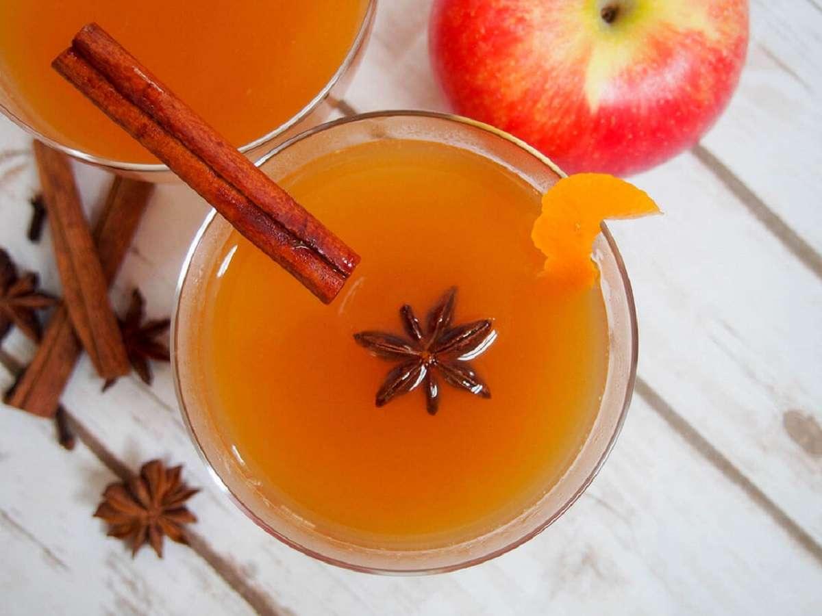 طرز تهیه چند مدل نوشیدنی پاییزی
