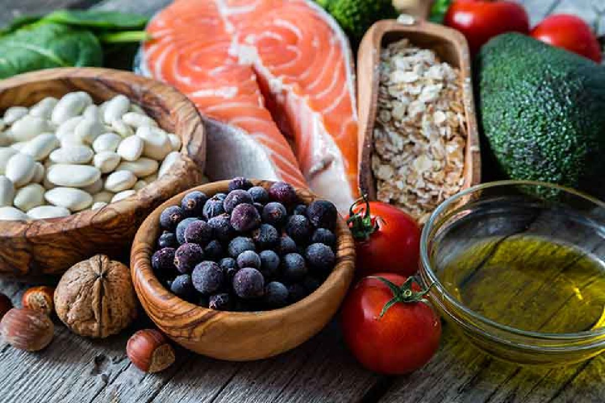 ۱۰ خوراکی برای سلامت چشم