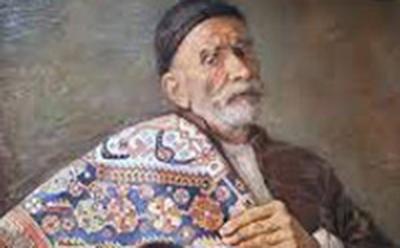 Iranian painting or Iranian painter?