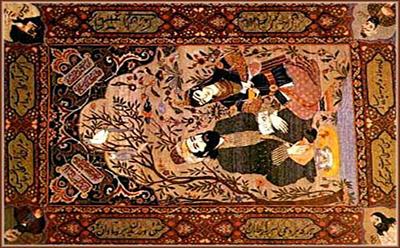 Nain`s carpet