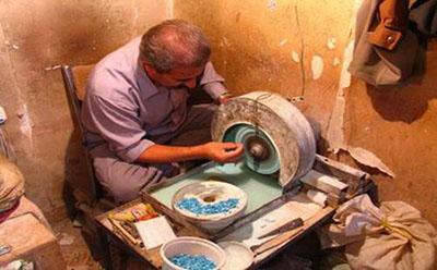 Souvenir and handicraft of NEISHABUR