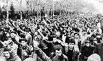 تظاهرات خونين مردم مشهد بر ضد طاغوت به مناسبت چهلم شهداي وقايع پيشين اين شهر (1357ش)