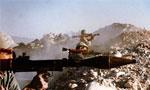 عمليات كوچك عاشوراي 1 در منطقه تكاب در شمال كردستان توسط سپاه پاسداران(1364ش)