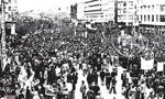 سركوب تظاهرات شبانه مردم تهران و كشته و مجروح شدن بيش از هزار نفر (1357 ش)