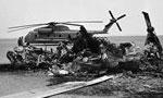 شکست حمله نظامی آمریکا به ایران در طبس به علت طوفان شن (1359ش)