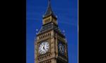 """ساخت ساعت معروف """"بیگ بن"""" در انگلستان (1856م)"""