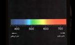 تجزيه نور خورشيد با به كارگيري روشهاي علمي (1855م)