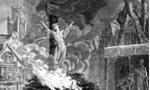 """سوزاندن دوشيزه """"ژاندارك"""" يكي از شخصيتهاي تاريخي فرانسه (1431م)"""