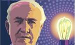 """درگذشت """"توماس آلوا ادیسون"""" مخترع معروف امریکایی (1931م)"""