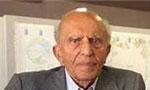 درگذشت پروفسور محمدحسن گنجی ، پدر جغرافیای ایران (1391ش)
