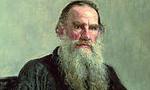 """مرگ """"لئو تولْسْتوی"""" نویسنده بلندآوازه روسی (1910م)"""