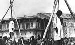 قتلعام خونین ارامنه در امپراتوری عثمانی به فرمان امپراتور آن کشور (1896م)