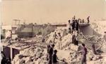 حمله هوايي رژيم بعث به شهرهاي بهبهان و مسجد سليمان در جريان جنگ تحميلي (1362ش)