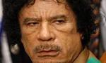 کشته شدن  مُعَمَّر قَذّافی،دیکتاتور سابق لیبی( 2011م)