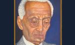 درگذشت استاد علی اکبر كاوه؛ خوشنويس برجسته معاصر  (1369ش)