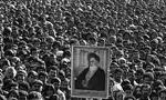 تجمع سوگواران شهداي 17 شهريور در بهشت زهرا و تظاهرات آنان عليه رژيم پهلوي (1357ش)