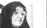 """درگذشت خانم دكتر """"عصمت ستارزاده"""" محقق و مترجم معاصر (1372 ش)"""