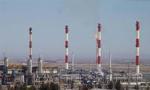 افتتاح پالايشگاه بزرگ گاز در منطقه خانگيران خراسان در سرخس (1362 ش)