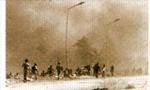اشغال جاده آبادان - ماهشهر و تنگ شدن حلقه محاصره بيشتر آبادان (1359ش)