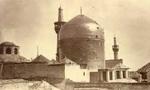 به توپ بستن گنبد مطهر حَرم حضرت امام رضا(ع) توسط سربازان روسيه(1330ق)