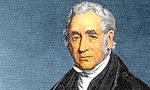 """مرگ """"جورج استيفنسون"""" مخترع لوكوموتيو و پديد آورنده راه آهن (1848م)"""