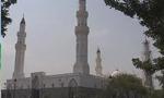 """بنای مسجد """"قُبا"""" نخستین پایگاه عبادی در اسلام توسط پیامبر در نزدیکی مدینه (1 ق)"""