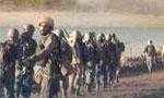 عمليات كوچك والفجر 6 در جنوب دهلران توسط سپاه (1362 ش)