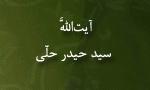 رحلت آيت اللَّه سيد حيدر حلّي(1304 ق)