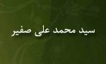 """درگذشت دانشمند و شاعر شهير معاصر استاد """"سيد محمد علي صفير"""" (1377 ش)"""