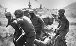 بمباران گسترده ویتنام شمالی توسط هواپیماهای جنگی امریکا (1965م)