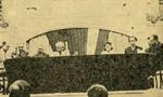 نخستين كنگره نويسندگان ايران با حضور دانشمندان، فضلا، ادباء و محققين در انجمن فرهنگي ايران و شوروي افتتاح شد.(1325 ش)