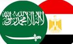 انورالسادات رئیس جمهوری مصر و ملک فیصل پادشاه عربستان سعودی پیمان نظامی بستند.(1352ش)