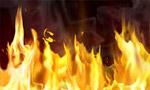حريق مدهشي در انبار لاستيک و اتومبيل نمايندگي اوپل در تهران روي داد.(1340 ش)