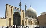 در ساعت 15/30، جمعیتی حدود 5 هزار نفر در مسجد اعظم قم اجتماع کردند و در ساعت 17، مراسم سخنرانی آقایان سید احمد کلانتر و حسن حسن زاده در این مسجد برگزار شد.(1356ش)