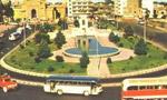 دانشجويان دانشگاه در صفوف منظم و شعار (نفت ايران بايد ملي شود) در ميدان بهارستان اجتماع نمودند و...(1329 ش)