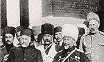نیروهای باراتف در مرزهای ایران و بین النهرین مستقر شدند و به ارتش بریتانیا پیوستند (1296ش)
