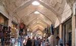 بازار استان زنجان در اعتراض به حادثه 19 دی قم تعطیل بود. (1356ش)