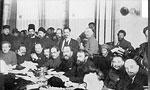 دولت جدیدالتأسیس بلشویکی روسیه طی اعلامیه ای که به ایران فرستاد متذکر شد ...(1296ش)