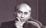 ذوالفقار علی بوتو رئیس جمهور پاکستان به اتفاق همسر خود وارد تهران شد(1352ش)