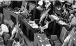 نامه 120 تن از نمايندگان مجلس براي بررسي طرح عدم كفايت سياسي بني صدر (1360 ش)