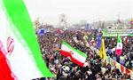 راهپيمايي سراسري مردم مسلمان ايران در اعتراض به كنفرانس ننگين برلين (1379 ش)