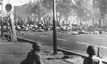 وقوع جمعه سیاه و کشتار بیرحمانه مردم در میدان شهدای تهران (1357 ش)