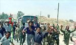 آغاز بازگشت آزادگان سلحشور از بند رژيم بعثي پس از سالها اسارت (1369 ش)