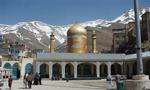 ضریح مطهر امامزاده داود(ع) طی مراسم با شکوهی نصب شد(1350ش)