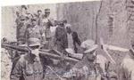 ويراني شهر لار و دهكده گراش به فاصله 4 ساعت در اثر وقوع زلزله (1339 ش)